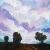 Jamee Linton: Stormy Day Artist At Work, Original Paintings, Fine Art, Visual Arts