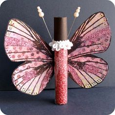 Butterfly sprinkles - birthday party decoration