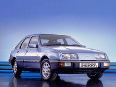 1982 Ford Sierra