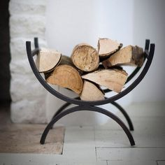 Fireplace Beam, Fireplace Garden, Small Fireplace, Black Fireplace, Fireplace Accessories, Home Accessories, Small Log Burner, Log Shed, Log Burning Stoves