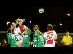Ajax Vrouwen winnen van OH Leuven