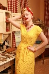 AbleGrable - Ready Hedy Housedress