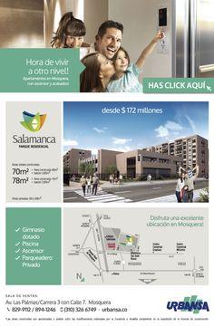 #NOVOCLICK esta con #Urbansa #Salamanca parque residencial