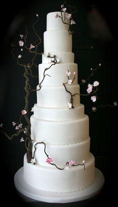 French ~ Sugarplum Cake Shop - Pretty Cakes