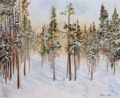Après avoir enseigné les arts et la peinture pendant plus de 25 ans, Jany Fournier revient à la peinture. Visitez son atelier situé à Knowlton.
