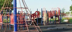 Simons Valley School Playground  - Calgary, AB - Accessible Playground