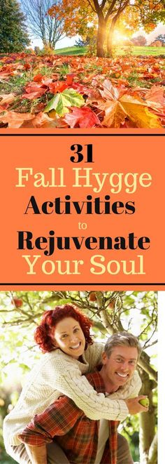 31 Fall Hygge Activities to Rejuvenate Your Soul