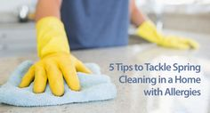 5 Tips to Tackle Spring Cleaning in a Home with Allergies - Healthy Perspectives | Puritan.com