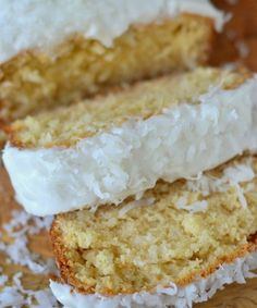 Triple Coconut Pound Cake recipe
