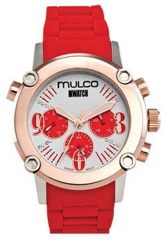 Reloj Mulco Colección M10  Color Rubí MW2-28049-061