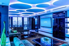 Luxus Penthouse in Miami Beach Source by JudiJines Penthouse For Sale, Luxury Penthouse, Luxury Condo, Luxury Life, Luxury Homes, Miami Beach, Las Vegas Living, Dream House Interior, Lounge