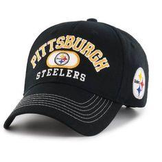 NFL Pittsburgh Steelers Mass Draft Cap - Fan Favorite, Black