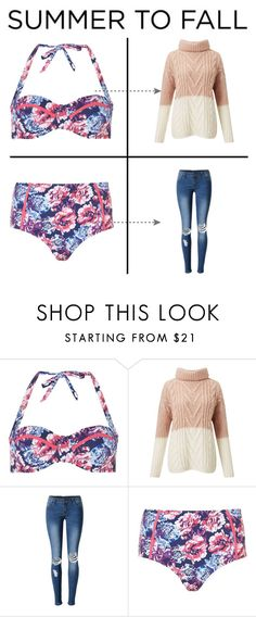 """""""Untitled #342"""" by meghan-white2 on Polyvore featuring Dorothy Perkins, Miss Selfridge and WithChic"""