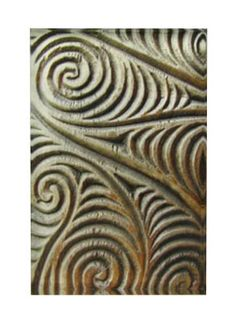 Maori Carving Art Block Artearoa | Shop New Zealand NZ$ 43.90 Maori Designs, Maori Symbols, Maori Patterns, Polynesian Art, New Zealand Art, Nz Art, Pattern And Decoration, Maori Art, Carving Designs