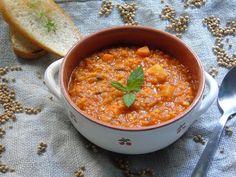 Giuly's Cucina: Zuppa di lenticchie rosse