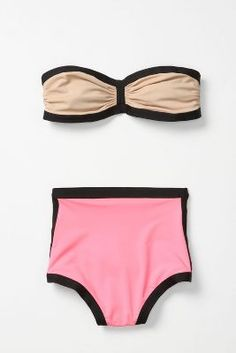 c1ea560c969 If I were rich, I would own all of the Anthropologie Spring 2012 swimsuits.