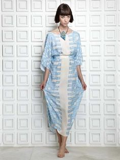 Kelly Wearstler caftan - love it!