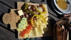 Eine zünftige Jause beim Kasplatzl. Austria, Cheese, Food, Meal, Essen