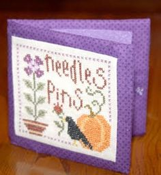 Freebie Gallery: Blessed Be Needlebook