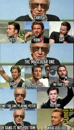 Strongest avenger...