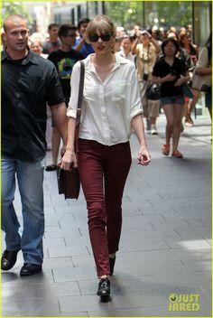 Taylor Swift: Shopping in Sydney!