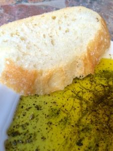 DIY Olive Oil Bread Dipping Spice Mix - add a little olive oil and some crusty Italian Bread...that's amore! Very similar to Carraba's.