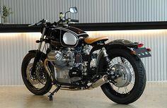 Ritmo-Sereno Moto Guzzi V7 Ambassador. one of the nicest engine of the motorcycle world
