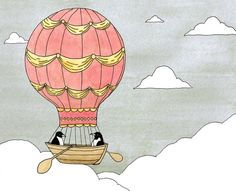 Float Away 8x10 print by sadly harmless http://craftysupermarket.wordpress.com/2013-holiday-crafters/