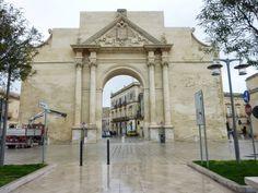 Gate to Lecce