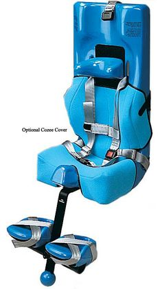 Tumble Forms Carrie Special Needs Car Seats | eSpecial Needs  sc 1 st  Pinterest & Carrie Seat by Tumble Forms comes with optional foot rest can be ...