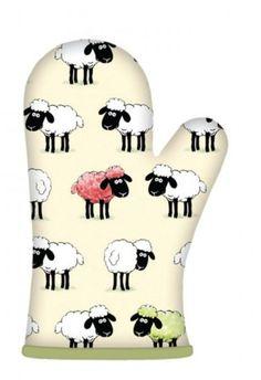 Sheepish Cotton Oven Gauntlet