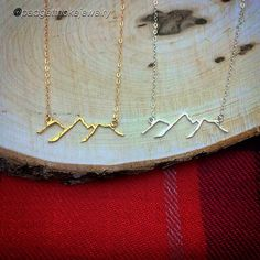 Mountain Necklace. I want it so bad