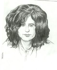Jimmy Page, 'cause Led Zeppelin dwell in my heart