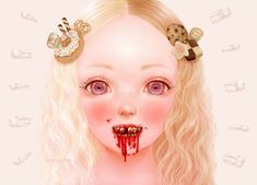 Sweet Tooth by Saccstry.deviantart.com on @deviantART