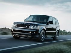 Range Rover, I WiLL have this one day... God willing. ;)