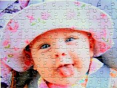 Personalized Photo Puzzle in a variety of by themissingpiecepuzzl