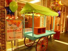 Birthday Cart