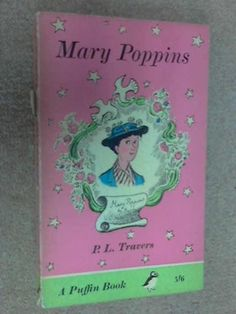 Mary Poppins by pamela travers