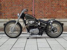 Yamaha XS650 By Gravel Crew