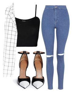 """#34"" by polyvorelover50320 ❤ liked on Polyvore featuring WearAll, Topshop and Givenchy"