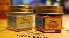 19 Utilisations du Baume du Tigre Que Personne Ne Connaît. Nowadays, many people think that the Tiger Balm is an outdated grandmother's remedy. Tiger Balm, Natural Colon Cleanse, Holistic Medicine, Anti Cellulite, Aloe Vera, Homeopathy, Healthy Tips, Home Remedies, Allergies
