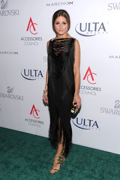 Olivia Palermo Is Creating a Capsule Collection for Aquazzura. The lady's got selling power. Photo: Dimitrios Kambouris/Getty Images