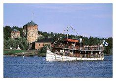 Olavinlinna, Savonlinna, Finland, nice place to listen opera.