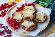 Is it really Christmas if you haven't eaten a mince pie? I think not! I love a delicious mince pie at this time of the year (in fact, I'm...