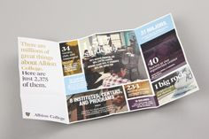 ologie albion college campaign