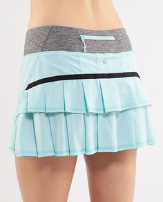 what the heck is this? a running skirt?! I saw a woman wearing this and it looked ridiculous. If we are friends and I see you wearing this, be prepared to be smacked upside the head because you look dumb!