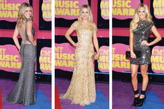The Best Dressed at the CMT Awards