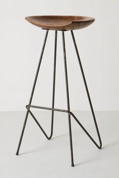 Design barstool, stool and high chair to create a modern kitchen counter or island - Bar Deko Ideen Bench Furniture, Industrial Furniture, Industrial Style, Home Furniture, Furniture Design, Design Industrial, Cheap Furniture, Modern Furniture, Furniture Stores