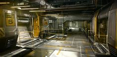 OceanBase_Belltower_Corridor Deus Ex 3 DLC by Gryphart on deviantART