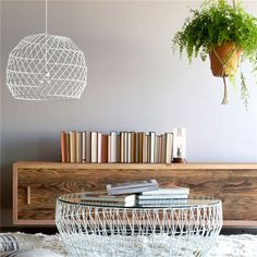 Array Wire Frame Pendant |1000Chairs